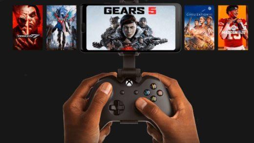 Beta de xCloud de Microsoft estará disponible pronto en Xbox Game Pass