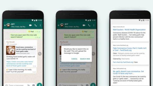 Así puedes hacer una captura de pantalla a una conversación completa en WhatsApp