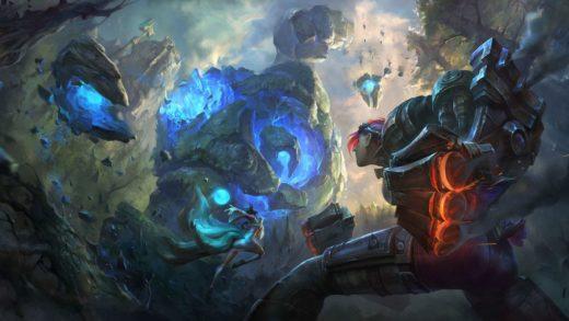 Estas son las novedades que trae League of Legends en su parche 11.2