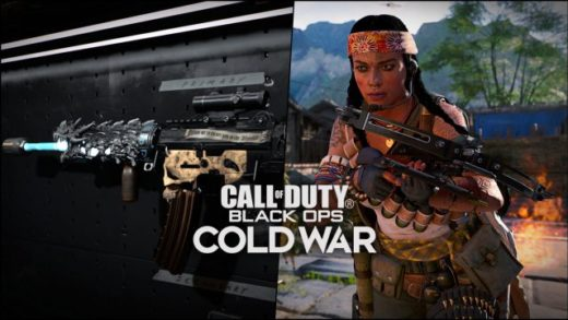 Call Of Duty Black Ops Cold War recibe a Rivas y la función para personalizar armas
