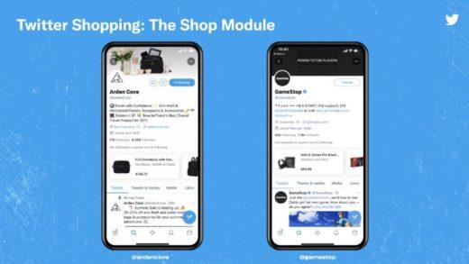 Twitter prueba módulo para realizar compras en la plataforma