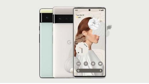 Así son los Google Pixel 6 y Google Pixel 6 Pro