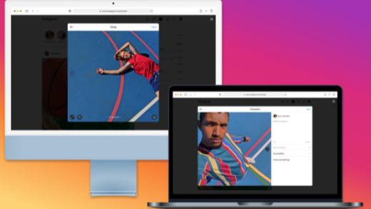 Ya puedes postear en Instagram desde su versión para escritorio