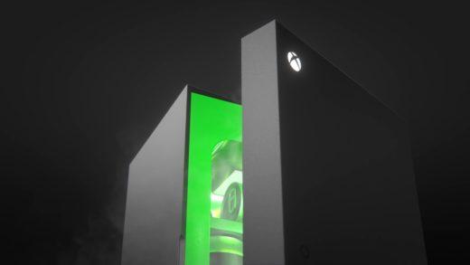 El meme se vuelve real: Presentan las mini neveras en forma de Xbox Series X
